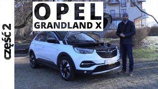 Opel Grandland X 1.2 Turbo 130 KM, 2018 - techniczna częśćtestu #374