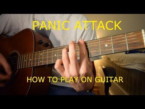 Panic Attack (feat. Yoshi Flower) - Elohim | Easy Guitar Tutorial