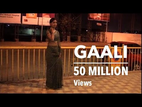 Gaali Girl 1.0 | Hindi Short Film | Every Man Must Watch | Usha Jadhav | Hangover