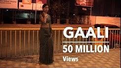 Gaali Girl 1.0 | Hindi Short Film | Every Man Must Watch | Usha Jadhav | Hangover