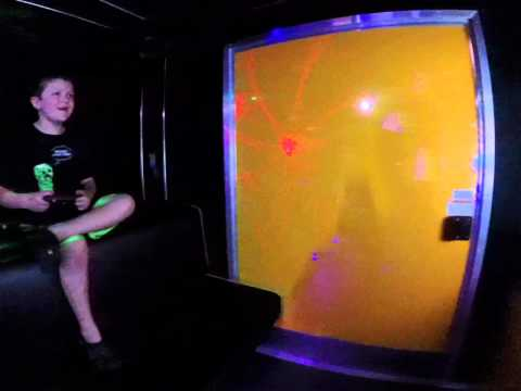 GoPro Mobile Game Truck Party in Pittsburgh Pennsylvania