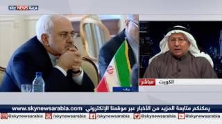 وزير خارجية الكويت في طهران لبحث ملف العلاقات الإيرانية الخليجية