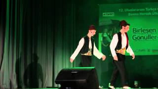 Bosna Ozel Beceri 1 Turkceye Saygi Emin ve Ahmed 2014