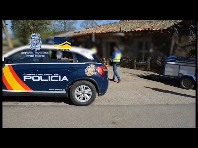 Tres detenidos en Zamora acusados de tráfico de menores marroquíes