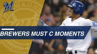 Must C: Top moments from the Brewers