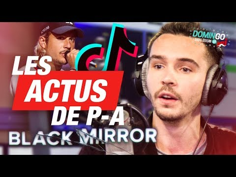 LES ACTUS DE PA : NEKFEU REVIENT, TIKTOK ET BLACK MIRROR