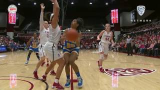 Highlights: No. 15 UCLA defeats No. 8 Stanford at Maples for the first time since 1999