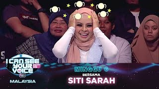 [FULL] I Can See Your Voice Malaysia (Musim 2) Minggu 6 Bersama Siti Sarah | #ICSYVMY