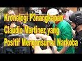 Kronologi P3nangkapan Claudio Martinez