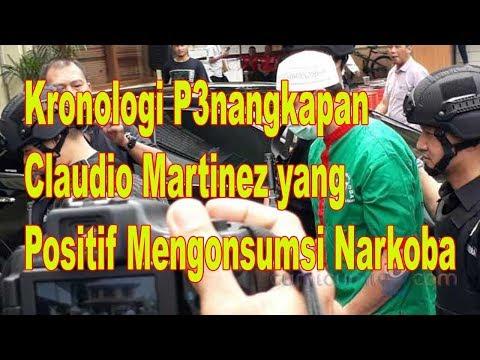 Kronologi P3nangkapan Claudio Martinez Mp3