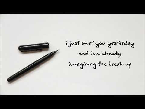 Jay Brannan - Square One Lyrics