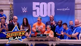 WWE takes over New York City during SummerSlam Week