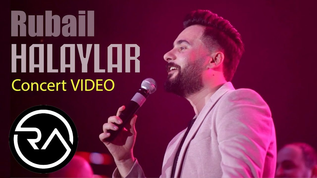 Rubail Azimov - HALAYLAR 2021 (Konsert)