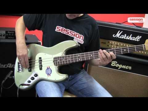 FENDER American Standard Jazz Bass 2012 RW JPM