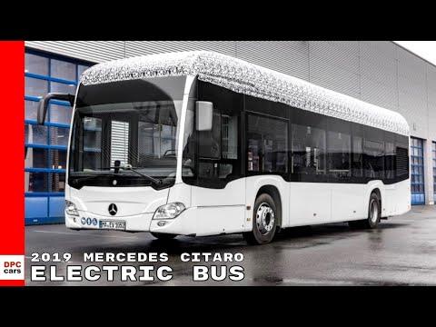 2019 Mercedes-Benz Citaro Electric Bus
