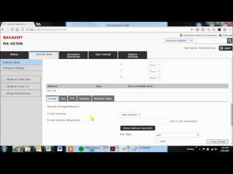 how to add email to address book in yahoo