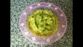 Рецепт детское овощное пюре с шести месяцев