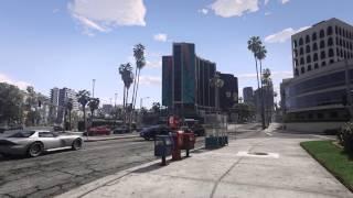 Grand Theft Auto 5 PC - Graphics Mod