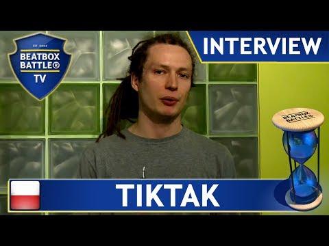 TikTak from Poland - Interview - Beatbox Battle TV
