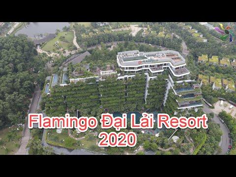 Flamingo Đại Lải Resort Vĩnh Phúc 2K   DJI mavic air 2