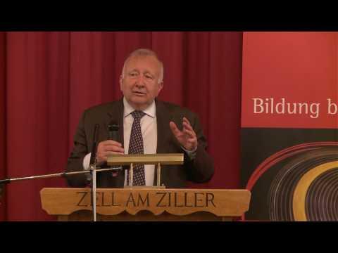 Willy Wimmer spricht über die Zukunft Europas