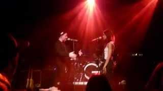 Nico Suave - Wie Könige (feat. Nima) [Live in Stuttgart, clubCANN 24/03/15]