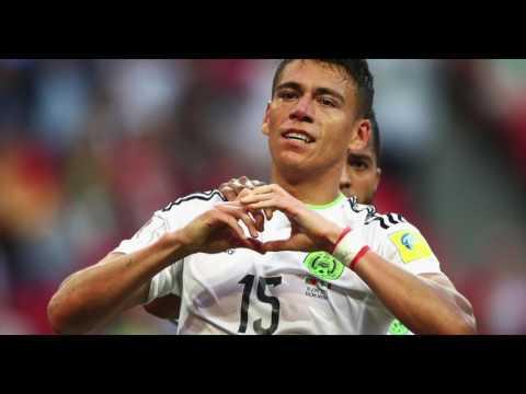 #CONFEDCUP Portugal 2-2 Mexico