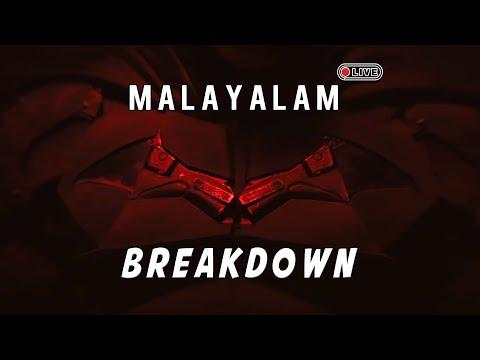 The Batman Teaser Trailer 2021 Breakdown in Malayalam   Robert pattinson, Matt Reeves    VEX
