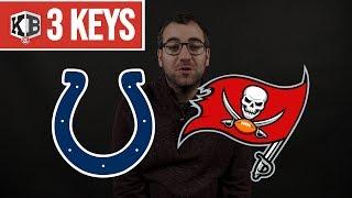 3 Keys for Colts vs. Buccaneers