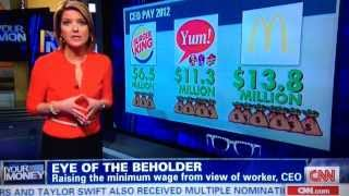 CNN - Minimum Wage Debate