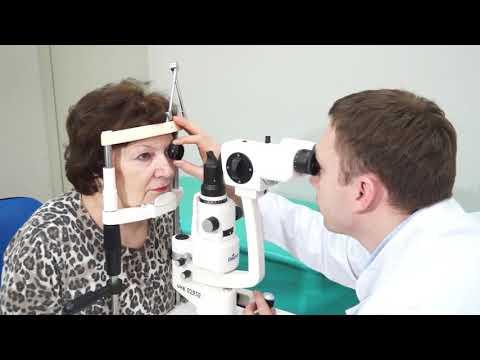 Современные технологии лечения отслойки сетчатки в Калужской клинике МНТК имени Фёдорова