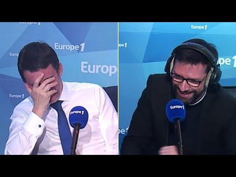 Cazarre à Valls : 'J'ai vécu la 'remontada', t'as vécu Benoît Hamon'