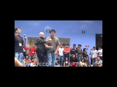 Mexico City EXPO | Bill Wolfe | Wolfes Combatives | Defendo