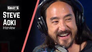 "Gambar cover Steve Aoki Talks New Memoir, ""Blue: The Color of Noise,"" and Collab with Backstreet Boys"