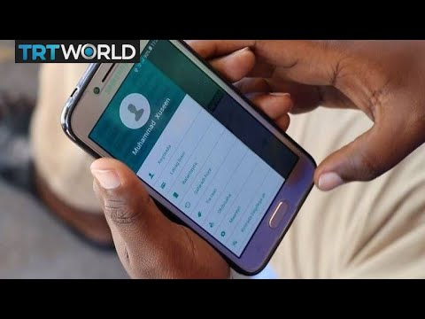 Somalia Taxi App: App offers safe transport option, creates jobs