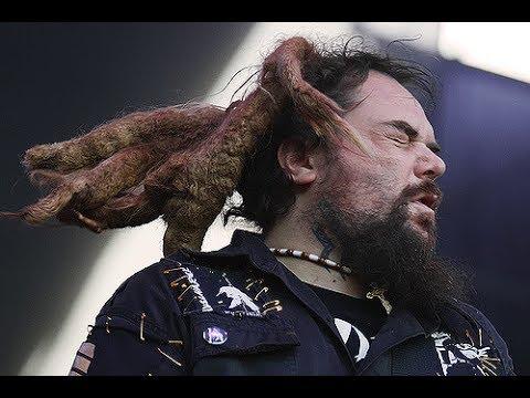 Max & Iggor Cavalera Return To Roots @ Graspop 16-06-2017