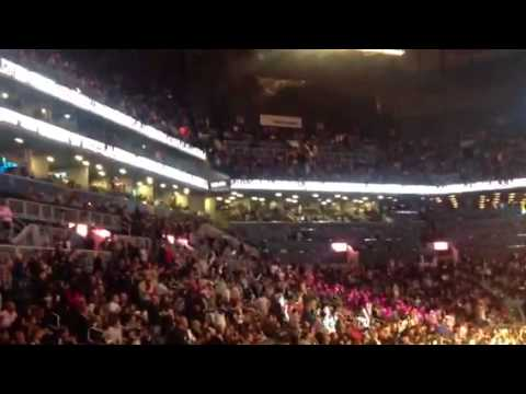 Brooklyn Nets vs Phoenix Suns Barclays Stadium