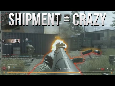 Shipment is CRAZY - Call of Duty 4: Remastered RTC S1 Ep. 6!