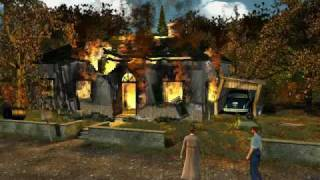 The Mystery of the Druids - House on Fire