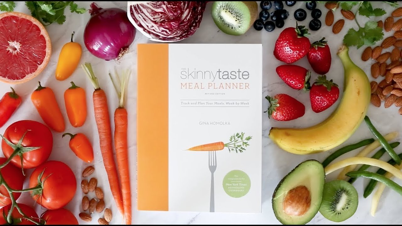 Skinnytaste Meal Plan (May 20-May 26) - Skinnytaste