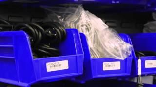 видео Zebra 110Xi4 для большого бизнеса
