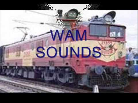 INDIAN RAILWAY HORNS OF WDP4 AND ELECTRIC LOCOS