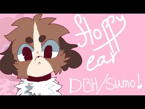 floppy ears dbh sumo and connor youtube