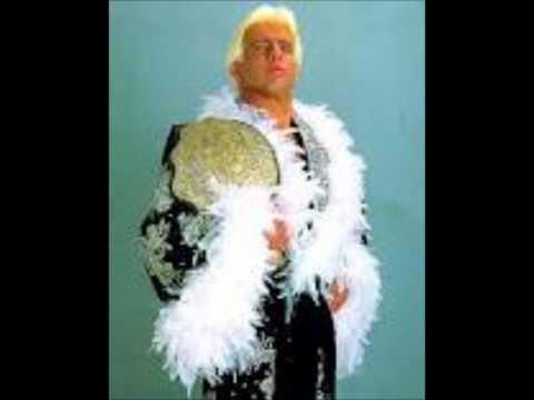 WWF Ric Flair 19911993 Theme Cleaner & Longer