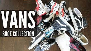 VANS Shoe Collection | christinawhy