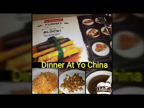 Sunday Dinner|| YO CHINA RESTAURANT RAIPUR|| AUTHENTIC CHINESE