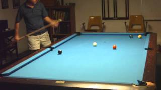 gil 9 Ball Talking Shot Selection #1