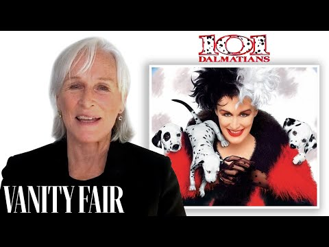 Glenn Close Breaks Down Her Career, from 'Fatal Attraction' to '101 Dalmatians'   Vanity Fair