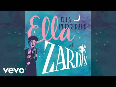 Ella Fitzgerald - It All Depends On You (Live From Zardi's / 1956 / Audio)