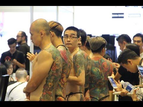 Singapore Tattoo Convention SG INK SHOW 2017